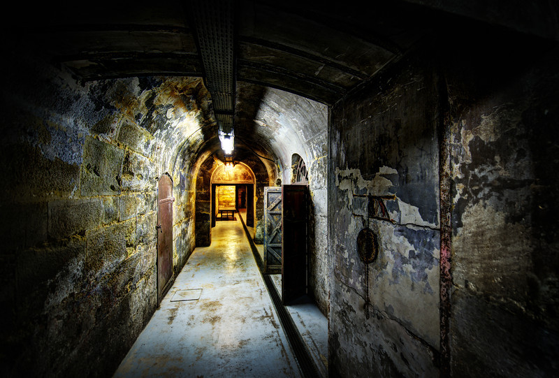 """<h2>Entering the Dungeons</h2> <br/>Here's the dungeon from under that French chateau that we visited several months ago. <br/><br/>I can't imagine actually living in a house with a dungeon. I mean, it would be pretty dang awesome, but you would also feel like you'd have to put the place to good use. I guess I have a few enemies that I could capture and put down there, but that seems a bit extreme. Maybe just have parties and stuff. Or maybe a studio for processing down there. It's hard to say… it all seems a bit dreary. <br/><br/>Maybe when I get some miner-bots, I'll minecraft up a design under my existing house and send them on their way. I can carve something out down there. Well maybe I better do it beside the house so my bad designs don't make the whole house collapse. <br/><br/>- Trey Ratcliff<br/><br/><a href=""""http://www.stuckincustoms.com/2013/05/15/entering-the-dungeons/"""" rel=""""nofollow"""">Click here to read the rest of this post at the Stuck in Customs blog.</a>"""