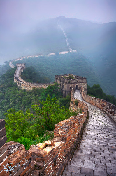 The Great Wall, Baijing, China