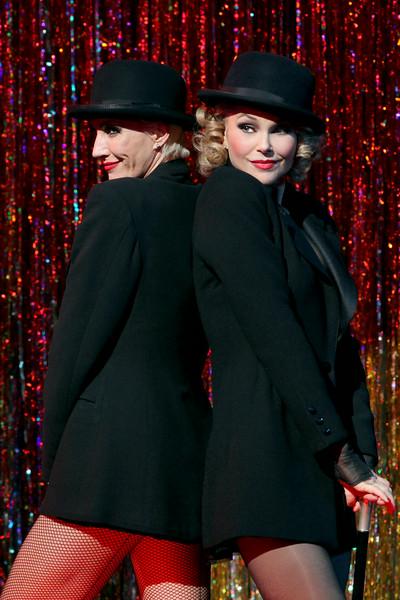 """Christie Brinkley in """"Chicago"""" / Broadway 2012"""