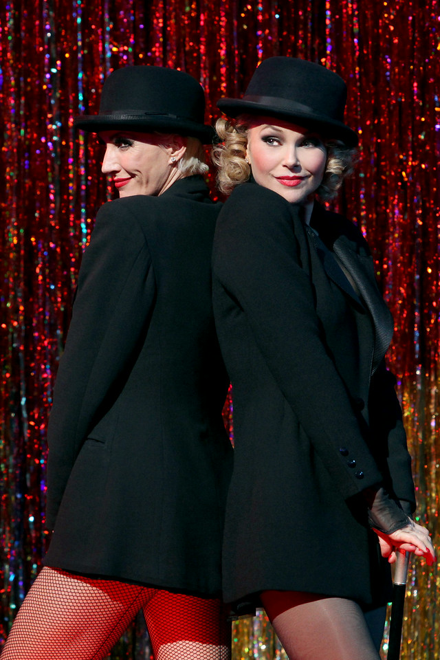 "Christie Brinkley in ""Chicago"" / Broadway 2012"