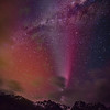 """<h2>The Comet in Queenstown</h2> <br/>On the night of the Aurora Australis, I was about to pack up and head back to the car when I saw this amazing aurora right over the top of my head. It made this long triangle across the ceiling of the sky, so I had to do that thing where I get my camera in that strange position on the tripod of pointing up. There is always a tough yoga move you gotta perfect to get the camera situated at the right angle. Also, frankly, there's a little bit of guesswork that comes into play too! <br/><br/>- Trey Ratcliff<br/><br/><a href=""""http://www.stuckincustoms.com/2012/09/07/the-comet-in-queenstown/"""" rel=""""nofollow"""">Click here to read the rest of this post at the Stuck in Customs blog.</a>"""