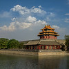 Soft Clouds Over The Forbidden City