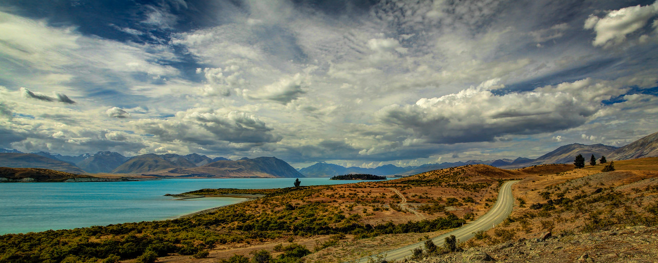 Lake Tekapo Clouds