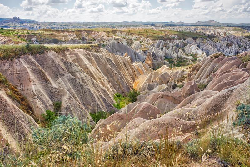 """Rock Formations of Cappadocia"""