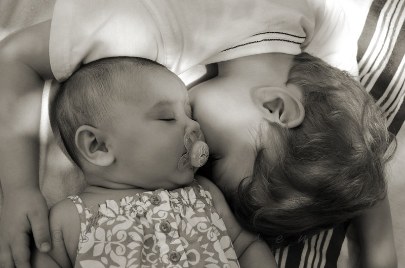 """Snuggle Bunnies""<br /> <br /> Daily Photos  -  June 4, 2012"