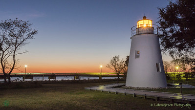 Piney Point Lighthouse, Maryland.