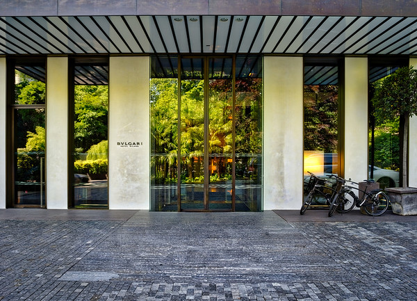 The Bvlgari In Milan