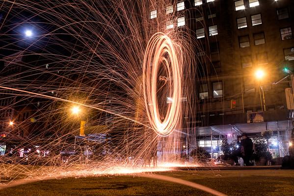 Flames of Steel