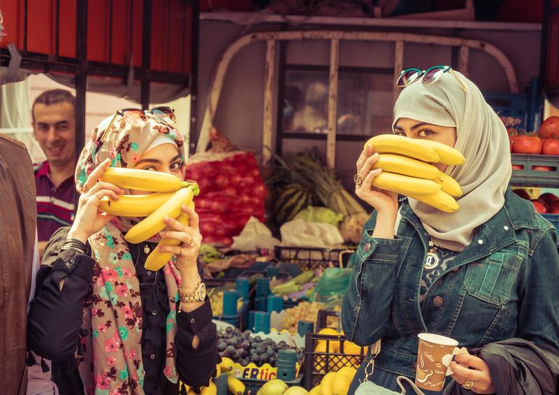 Banana Veils