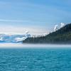 Misty Tracy Arm Fjord