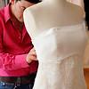 L'ART DE LA DENTELLE : Robe de Mariée