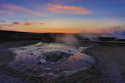 Heiße Quellen in Hveravellir - Island Hot Springs in Hveravellir - Iceland   - mehr dazu im Blog: Island - 10 Tage, 10 Bilder
