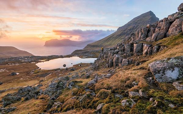 Skeiðsskarð, Faroe islands