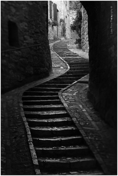 the long and winding path..