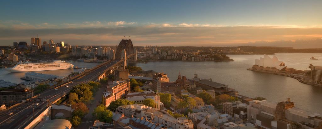 Sydney in the Morning