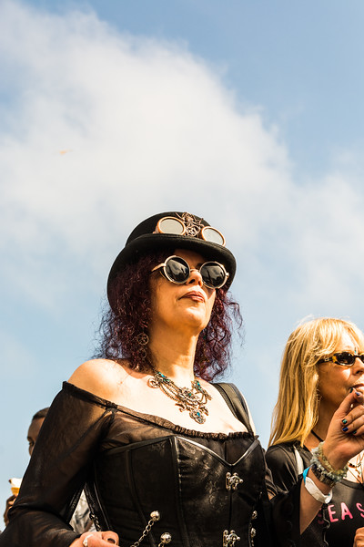#Mermaids #MarchOfTheMermaids #Brighton #Pirates #Mermen #saveourseas #'Nikon #street #streetphotography #masks #goth #steampunk #costumes #whales #facepaint