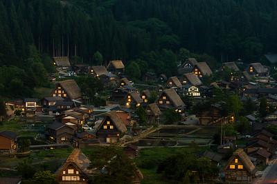 The Historic Village of Shirakawa-go