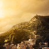 Amalfi's Mountain Side