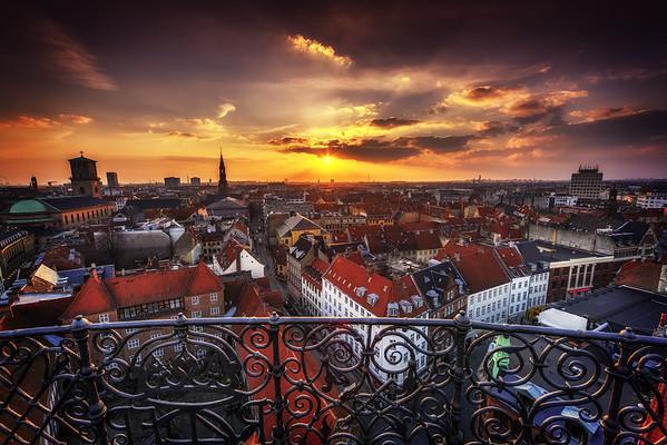 Copenhagen at Night