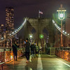 Brooklyn Bridge Night Walk