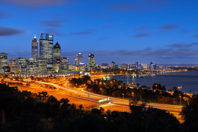 Western Metropolis   Perth Australia