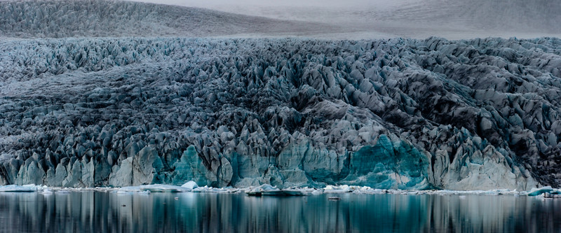 Face the Glacier