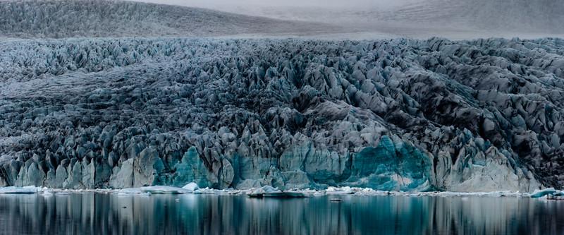 Face the Glacier