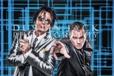 Tommy Lee and DJ Aero