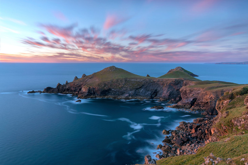 Pentire Point - The Rumps - Cornwall
