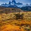 "<h2>Mountain and Meadow</h2> While in Argentina, the mountain of Fitz Roy acted as the center of most of my hiking.  It was always there in the distance, towering above all else.  Even when it was enshrouded in clouds, I could still feel its heaviness beyond.<br><br>I think about 90% of my shots are landscape-orientation.  I only end up with about 10% in this portrait-orientation.  I don't know why this is...  I can't figure out if I am just a creature of habit or if that is the way I am wired.  But, if you ever do see one in portrait orientation like this, you can probably just assume that it required a little extra thought.<br><br>- Trey Ratcliff<br><br><a href=""http://www.stuckincustoms.com/2012/01/23/live-show-tonight/"" rel=""nofollow"">Click here to read the rest at the Stuck in Customs blog.</a>"