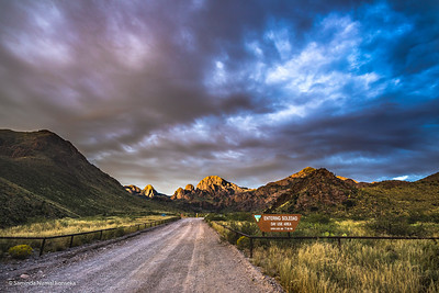 Soledad Canyon, Las Cruces, NM, USA