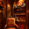 "<h2>Hans Zimmer's Studio</h2> <br/>The studio is even bigger than I thought, and I was reminded of the Crimson Lounge in Chicago. In fact, I pulled up the image on my laptop there on the table to compare textures and light. I thought everything worked well together — the decadence and richness of the decorations integrated with the technology. I don't know if there is a word for such a look… It's something out of a Phillip Pullman novel, somewhere between Steampunk and Techno-boudoir. Again, words fail.<br/><br/>- Trey Ratcliff<br/><br/><a href=""http://www.stuckincustoms.com/2010/01/29/the-secret-lair-of-hans-zimmer-from-where-he-inspires-the-world/"" rel=""nofollow"">Click here to read the rest of this post at the Stuck in Customs blog.</a>"