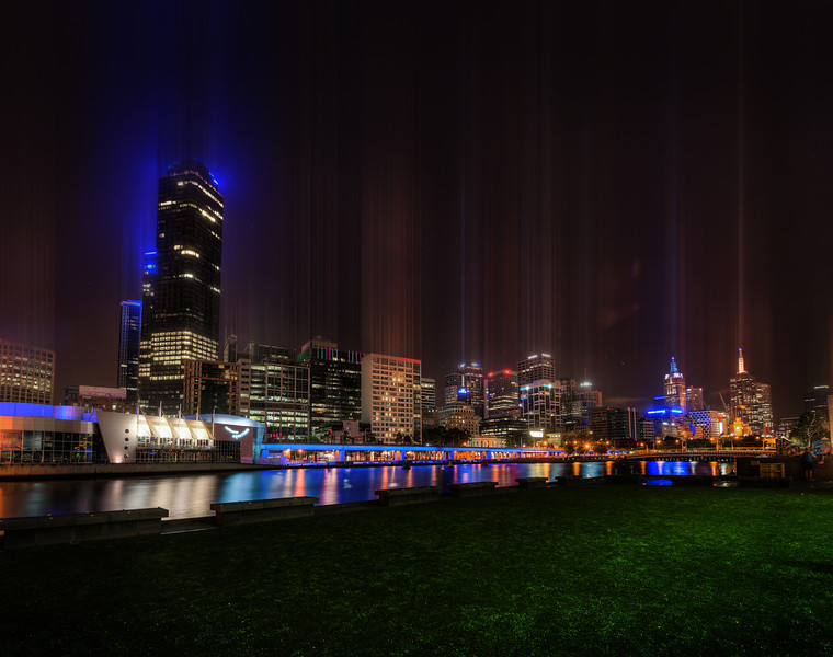 "<h2>The Skyline of Melbourne from Across the River</h2> <br/>Melbourne has one of the most ""walkable"" skylines I've seen. It runs all up and down the river and looks pretty from both sides. It also works out well because there is very little to obstruct your view. It's the complete opposite, of, say, Bangkok, where getting a view across the river is next to impossible.<br/><br/>I look forward to going back to Melbourne to walk along this river many more times!<br/><br/>- Trey Ratcliff<br/><br/><a href=""http://www.stuckincustoms.com/2013/03/12/the-skyline-of-melbourne-from-across-the-river/"" rel=""nofollow"">Click here to read the rest of this post at the Stuck in Customs blog.</a>"
