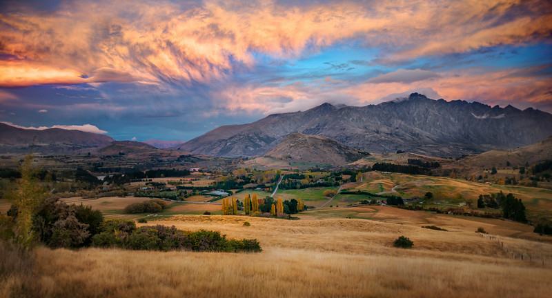 Another Queenstown Sunset