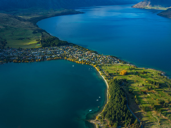 Soaring Over Queenstown