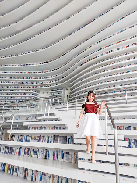Exploring More Of The Impossible Library In Tianjin