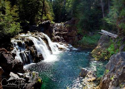 Opal Creek Falls