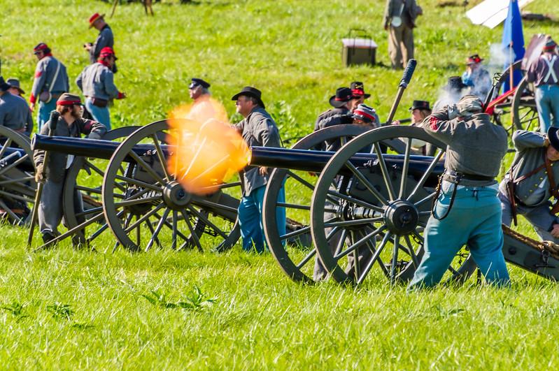 Belching Fire
