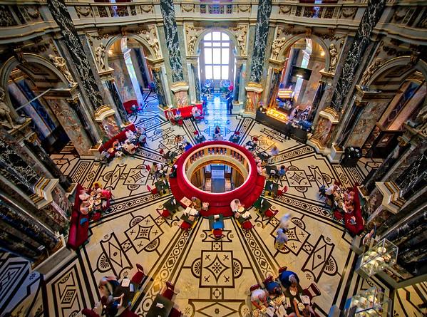 Kunsthistorisches Museum Wien In Austria