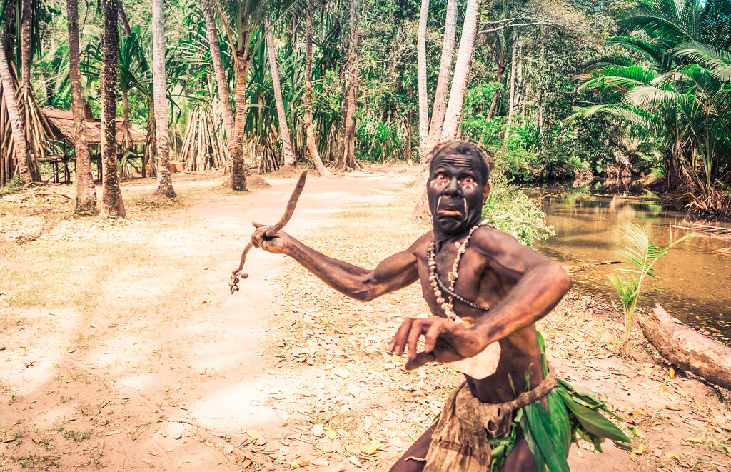 People Of New Guinea Part 5
