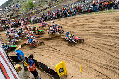 450 MX1 Start Thunder Valley