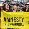 Amnesty International Protest