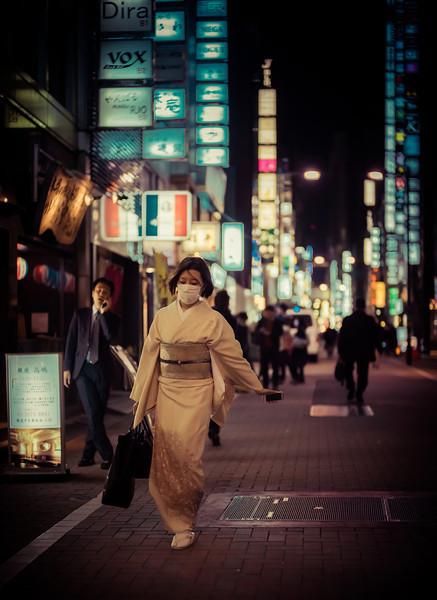 Facemasks of Tokyo II
