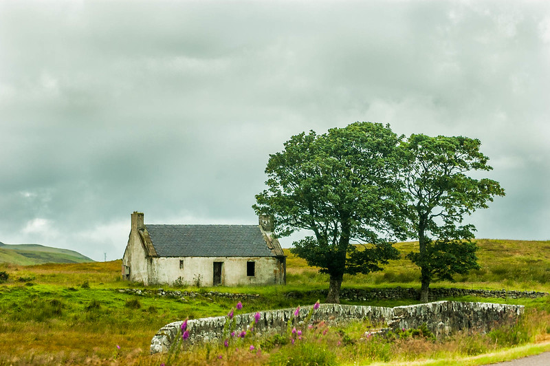 Cottage in Northern Scotland