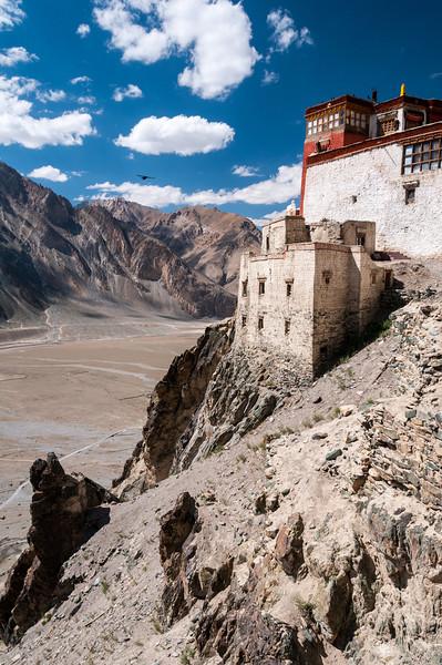 Stongdey Gompa. Zanskar
