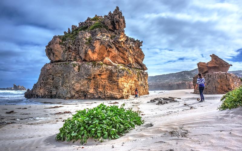 Rugged Beach Colors