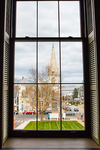 1820 Courtroom Window View