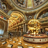 "<h2>The Mega Lobby</h2> <br/>They don't love it when you take photos in Vegas, but I love to take photos in Vegas, so this causes a bit of a problem.  Since I am not objective about the situation, I go ahead with my side of the story and take photos when and how I choose.  At least, until the authorities show up... I then go into Michael Weston mode and talk my way out of the situation.  This is the lobby of the Venetian, and it looks amazing from almost any angle.  Just outside, you can often hear the valets singing a bit of opera... it's very strange but kind of nice!<br/><br/>- Trey Ratcliff<br/><br/><a href=""http://www.stuckincustoms.com/2011/01/18/the-mega-lobby/"" rel=""nofollow"">Click here to read the rest of this post at the Stuck in Customs blog.</a>"