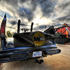 "<h2>The Batmobile</h2> <br/>On one of my little Texas road trips, I saw this thing on the side of the road and it was worth a turn-around!  It kind of makes me want to have an awesome and impractical car like this.  Everything else I do in my life is so dang practical...I think I need an impractical car!<br/><br/>- Trey Ratcliff<br/><br/><a href=""http://www.stuckincustoms.com/2011/02/26/13589/"" rel=""nofollow"">Click here to read the rest of this post at the Stuck in Customs blog.</a>"