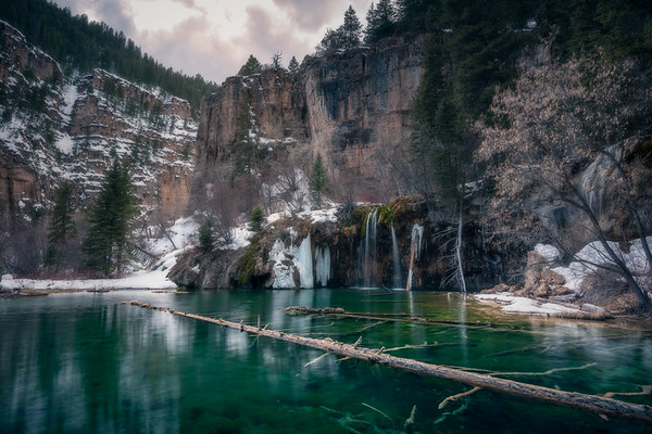 Hang On Winter || Hanging Lake